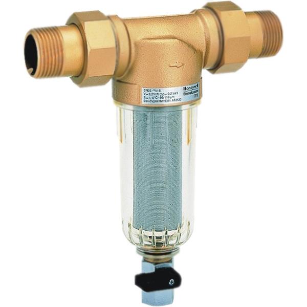 Фильтр тонкой очистки Honeywell FF06-1AA для холодной воды с обратной промывкой