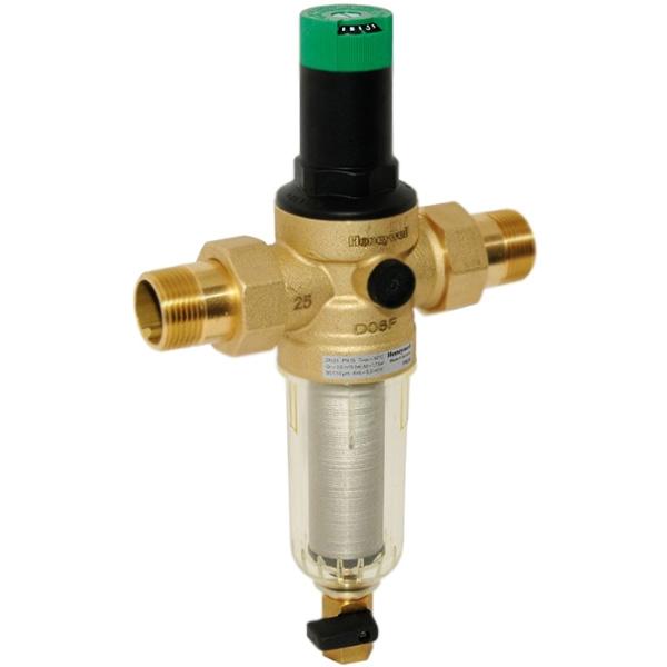 Фильтр тонкой очистки Honeywell FK06-1/2AA для холодной воды с промывкой