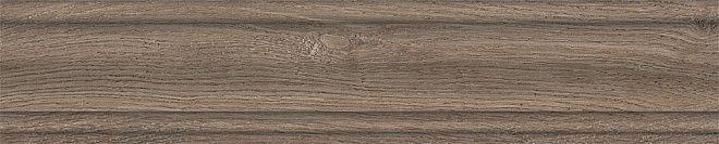 Керамический плинтус Kerama Marazzi Меранти пепельный светлый SG7318BTG - фото