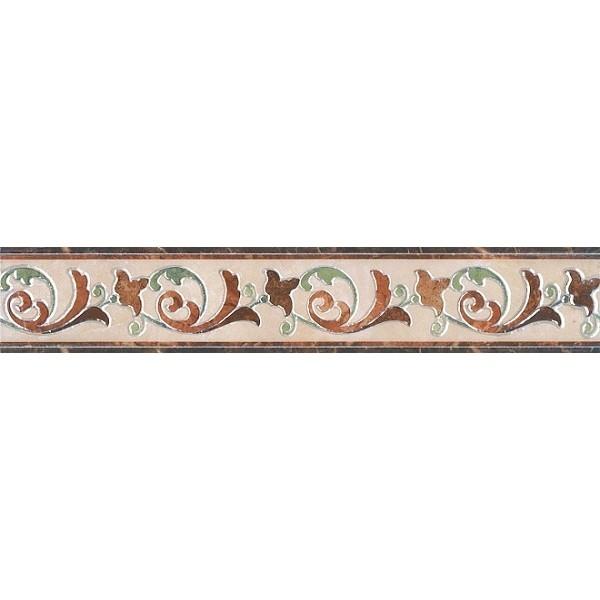 Керамический бордюр Kerama Marazzi Мраморный дворец лаппатированный HG/DA202/SG1550L     - фото