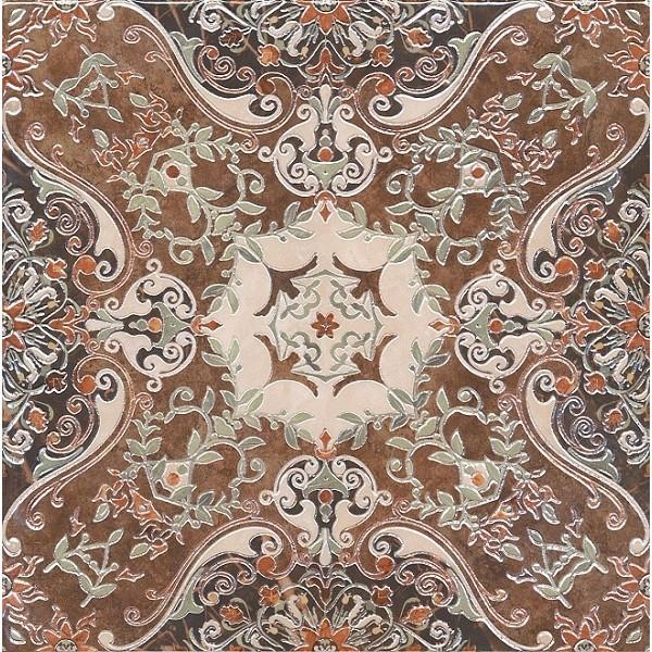 Керамический декор Kerama Marazzi Мраморный дворец ковёр центр лаппатированный HG/DA176/SG1550 - фото