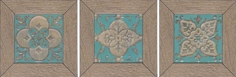 Керамическая вставка Kerama Marazzi Меранти беж мозаичный ID58 13х13 см стоимость