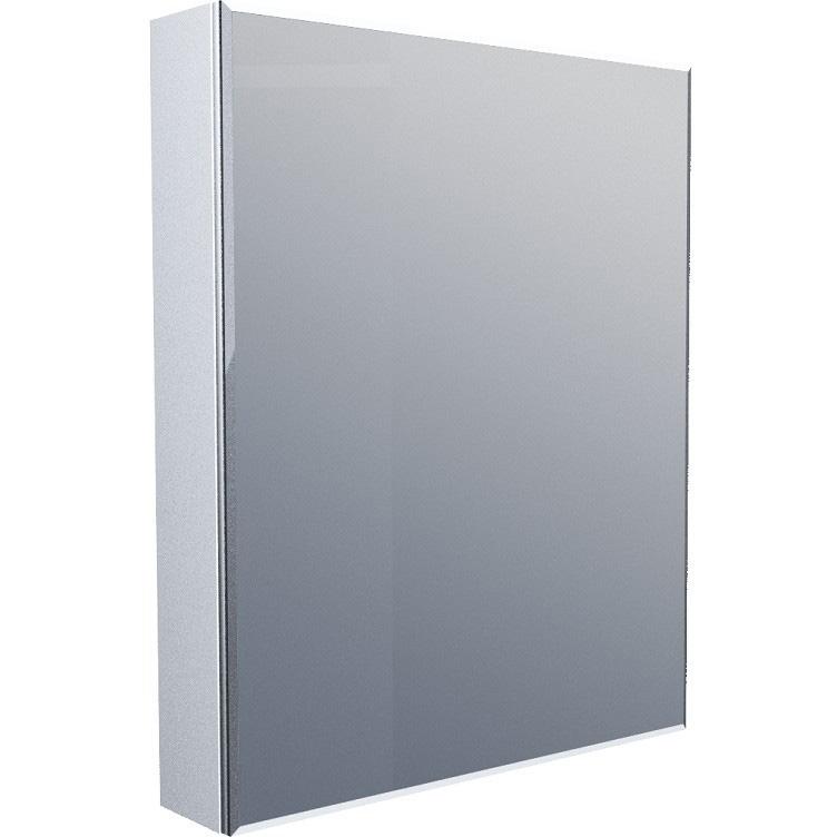 Зеркальный шкаф 1MarKa Соната 60 Белый глянцевый недорого