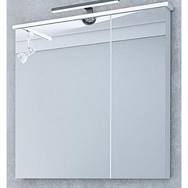 Зеркальный шкаф Акватон Брук 80 1A200602BC010 Белый