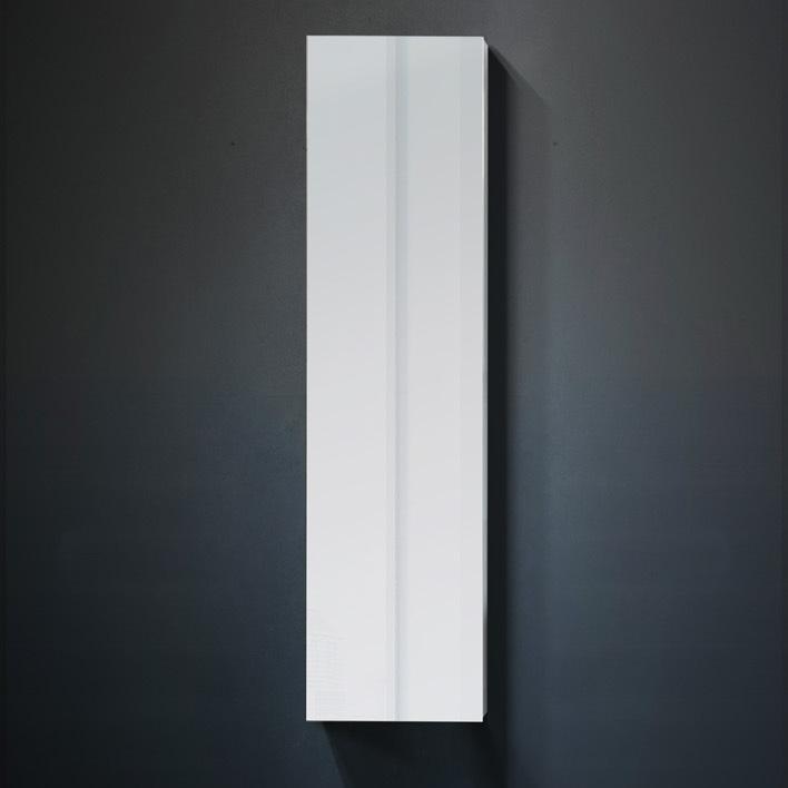 Шкаф-пенал BelBagno BB400CRS 40 Белый глянец