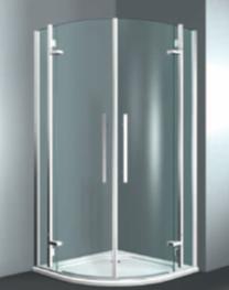 Etalon 900x900x1955 без поддонаДушевые ограждения<br>Душевая кабина без рамы с двумя поворотными дверьми 180°. Толщина стекла: 6 мм. Стоимость указанна за душевой уголок Sturm Etalon 90, поддон приобретается отдельно.<br>