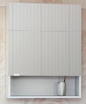 Balzo Blz550.12-02 покрытие глянецМебель для ванной<br>Valente Balzo Blz550.12-02 зеркальный шкаф (R)<br>