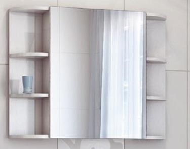 Festa Fst850.12 Венге-МалиМебель для ванной<br>Цена указана за зеркальный шкаф (венге-мали)<br>