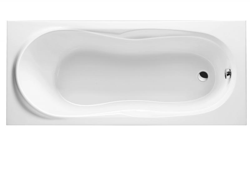 Sekwana 140 БелаяВанны<br>Excellent Sekwana 140 классическая прямоугольная акриловая ванна.<br>