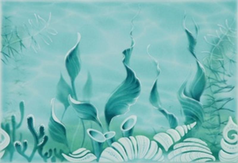 Керамический декор Alma Ceramica Лагуна ВС7ЛГ606 24,9х36,4 см стоимость