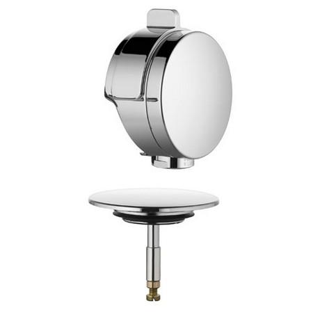 Rotexa 7182605-00 ХромКомплектующие<br>Система смыва и слива-перелива Kludi Rotexa 7182605-00. В комплект входят следующие опции: аэратор s-pointer M 24 x 1, комплект для внешнего монтажа, с крепежными винтами и пробкой с большой крышкой. Покрытие хром.<br>