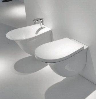 Libera BLS ПодвесноеБиде<br>Биде Nero Ceramica Libera BLS подвесное, размер 580x280 мм, белое.<br>
