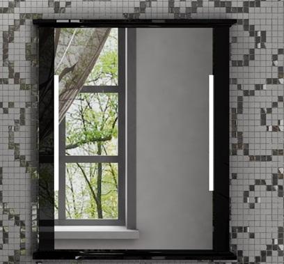 Классик в цвете RALМебель для ванной<br>Классик зеркало 70 с подсветкой.<br>
