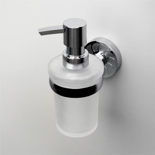 Дозатор для жидкого мыла WasserKRAFT Isen K-4099 Хром и м рагимов бессмертная смертная казнь