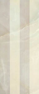 Керамическая плитка Impronta Onice D Beige Domasco Listello 14x30.5 бордюр