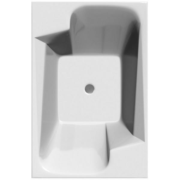 Ontario без гидромассажаВанны<br>Vayer Ontario прямоугольная акриловая ванна. Стоимость указана за ванну без гидромассажа, каркаса, слива-перелива и фронтальной панели.<br>