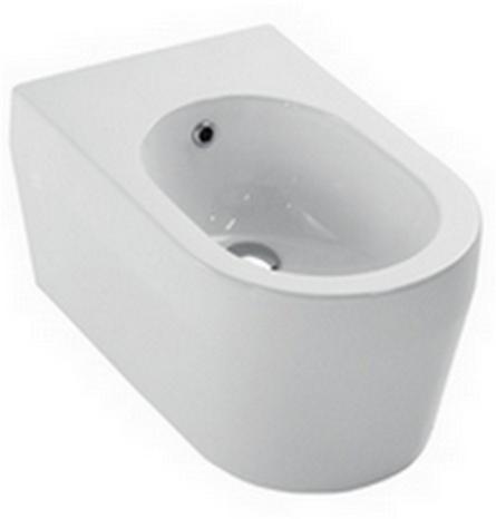 Genesi BGS ПодвесноеБиде<br>Биде Nero Ceramica Genesi BGS подвесное, размер 550x350 мм, белое.<br>