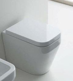 Aliseo VAS ПриставнойУнитазы<br>Унитаз приставной Aliseo VAS. В комплектацию входит только унитаз, дополнительно вы можете приобрести крышку сиденье Soft Close.<br>