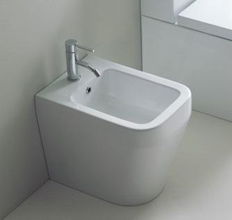 Aliseo BA НапольноеБиде<br>Биде Nero Ceramica Aliseo BA напольное, размер 500x345 мм, белое.<br>