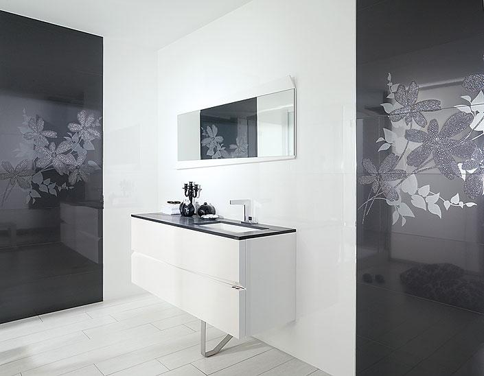 Керамическая плитка Porcelanosa Glass Antracita Fno 31,6x90 настенная стоимость