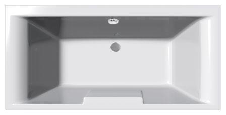 Casoli 180 без гидромассажаВанны<br>Vayer Casoli 180 прямоугольная акриловая ванна.<br>