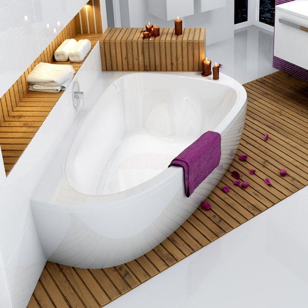 Акриловая ванна Ravak LoveStory II 180 Р