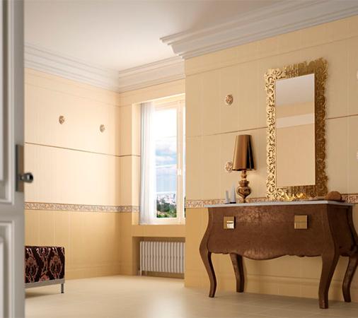 все цены на Керамическая плитка Ceracasa Pompei Spring Gold 25x73 настенная онлайн