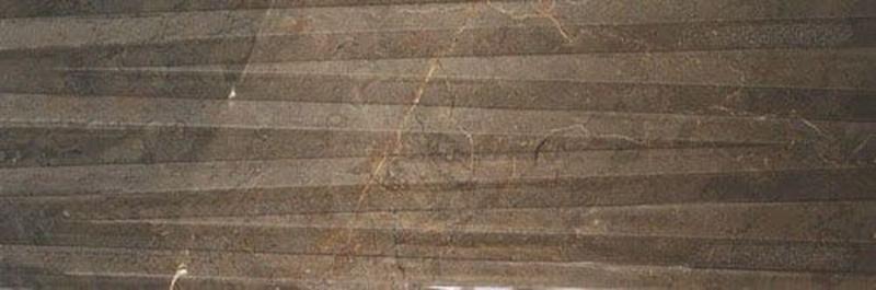 Керамическая плитка Gemma Marbella Str.Grey Dark настенная 30х90 см