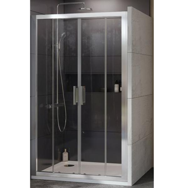 Душевая дверь в нишу Ravak 10° 10DP4-200 200 Сатин транспарент