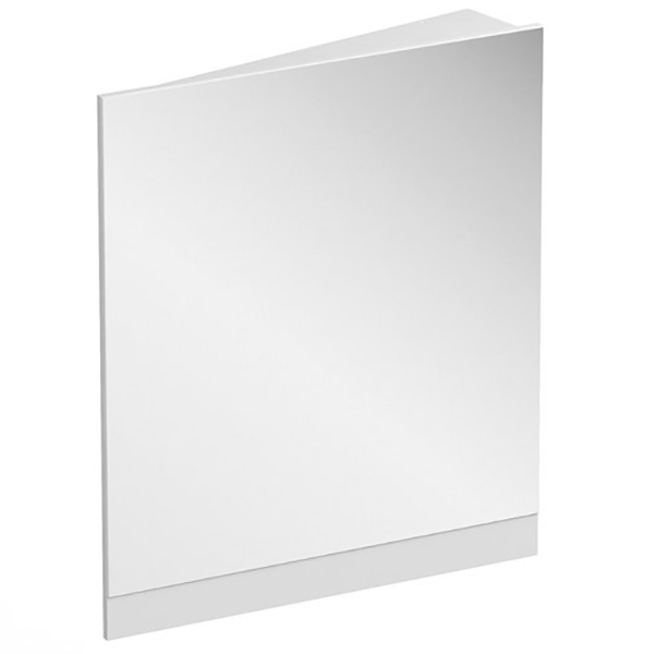 Зеркало Ravak 10° 55 угловое Серый глянец R зеркало ravak 10° 65 угловое серый глянец r
