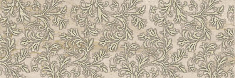 Керамический декор Belleza Даф Лаурия бежевый 04-01-1-17-03-11-1105-0 20х60 см