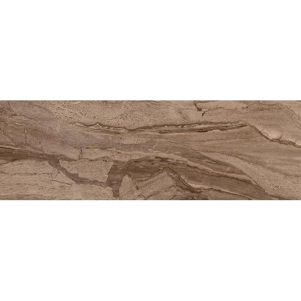 Керамическая плитка Belleza Даф коричневая 00-00-5-17-11-15-642 настенная 20х60 см керамическая плитка creto aurora peas 00 00 5 17 00 01 2420 настенная 20х60 см