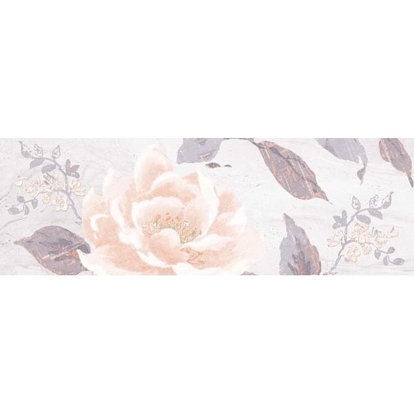 Керамический декор Belleza Даф серый 04-01-1-17-03-06-643-0 20х60 см фото