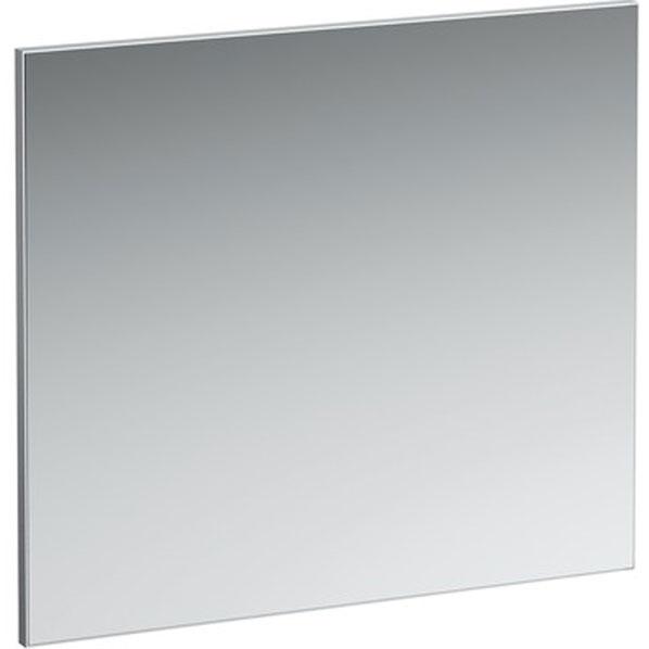Зеркало Laufen Frame 25 80 Хром матовый зеркало laufen alessi one 80 с подсветкой хром матовый