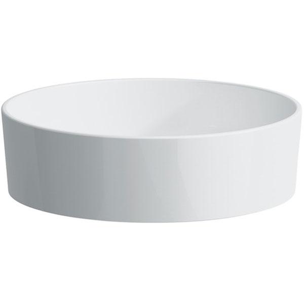 Раковина-чаша Laufen Kartell 42 8.1233.1 Белая раковина чаша 42 см белый laufen kartell by laufen 8123310001121