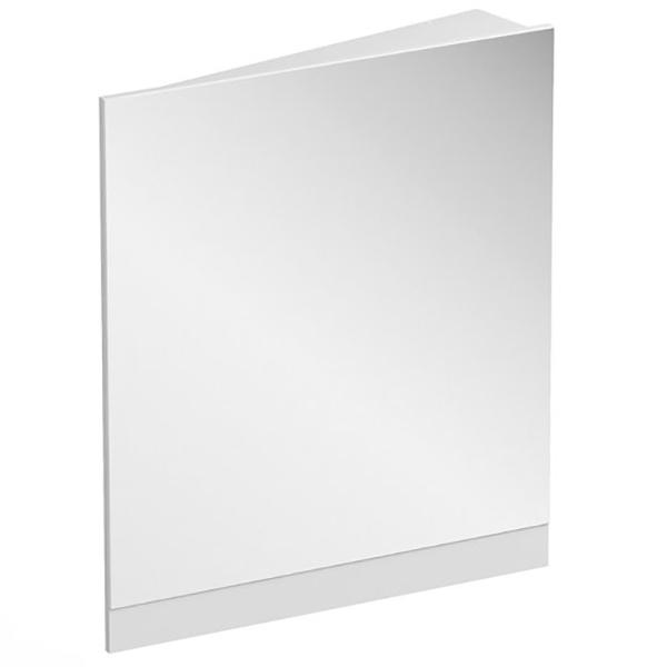 Зеркало Ravak 10° 65 угловое Серый глянец R зеркало ravak 10° 65 угловое серый глянец r