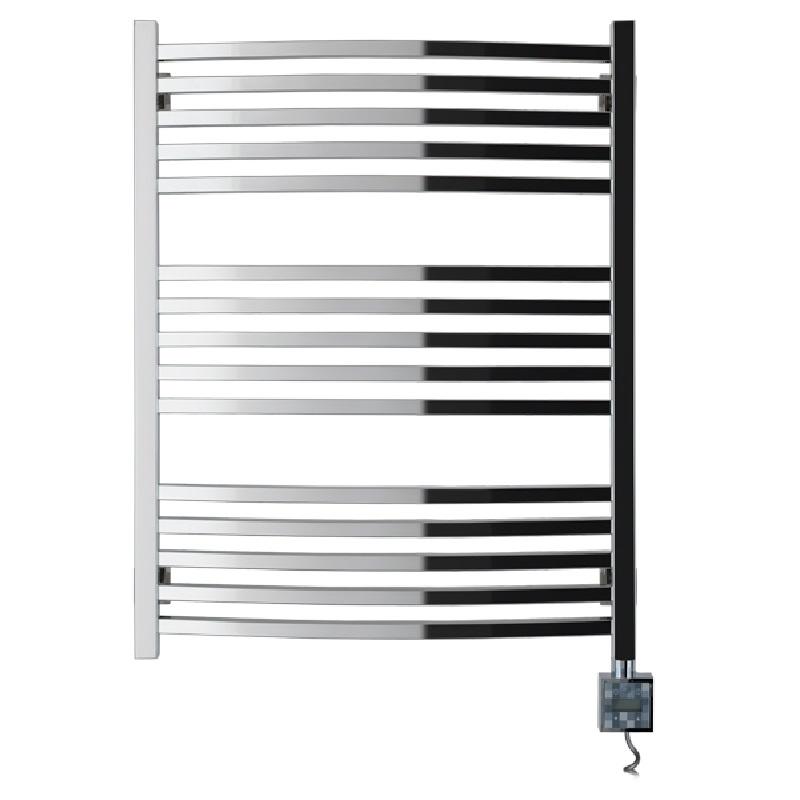 Электрический полотенцесушитель Сунержа Аркус 800x600 скрытое подключение R Хром цена