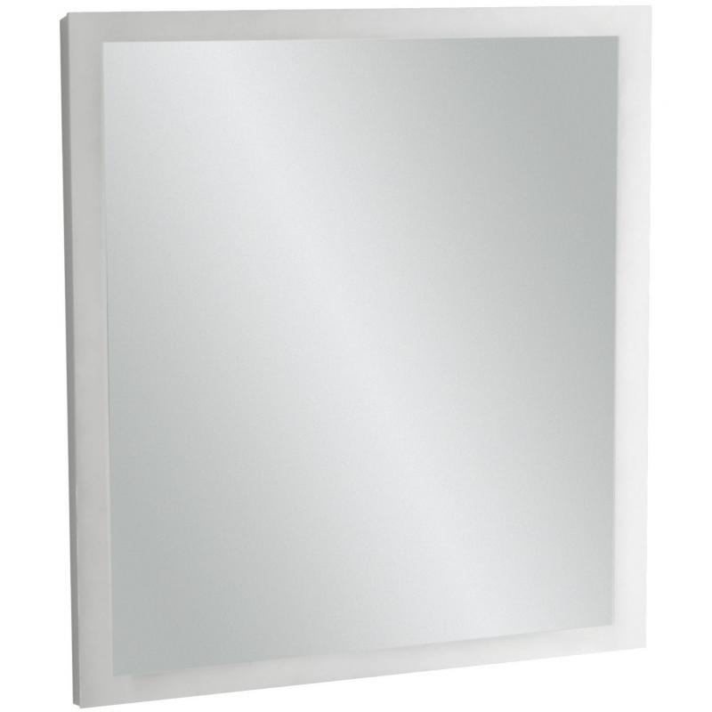 Зеркало Jacob Delafon Escale 60 EB1440-NF с подсветкой и подогревом с сенсорным выключателем