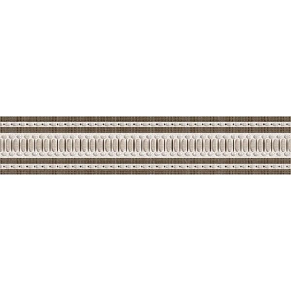 Купить Керамический бордюр, Лилль серый 05-01-1-53-03-06-1109-0 5х25 см, Belleza, Россия