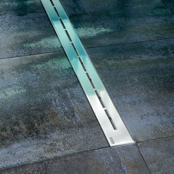 Душевой лоток Ravak Runway OZW 95 Хром развивающий коврик felice волшебный дуб 95 х 95 см