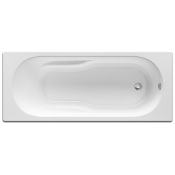 Акриловая ванна Roca Genova 160x70 ZRU9302973 без гидромассажа акриловая ванна roca genova 160х70