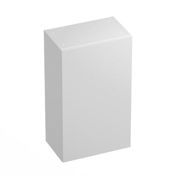 Шкаф подвесной Ravak SB Natural 45 Белый закрытый