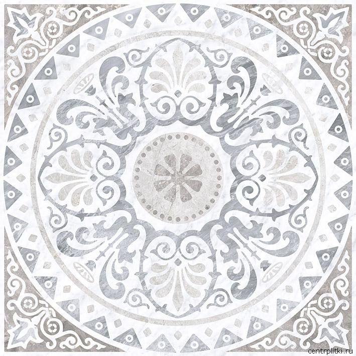 Керамический декор Vitra Marmori Декор 2 Медальон K946564LPR 60х60 см керамический декор vitra marmori wavy k945336lpr 60х60 см