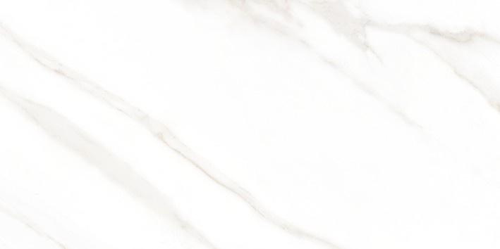 Купить Керамогранит, Marmori Calacatta Белый K945337LPR 30х60 см, Vitra, Турция