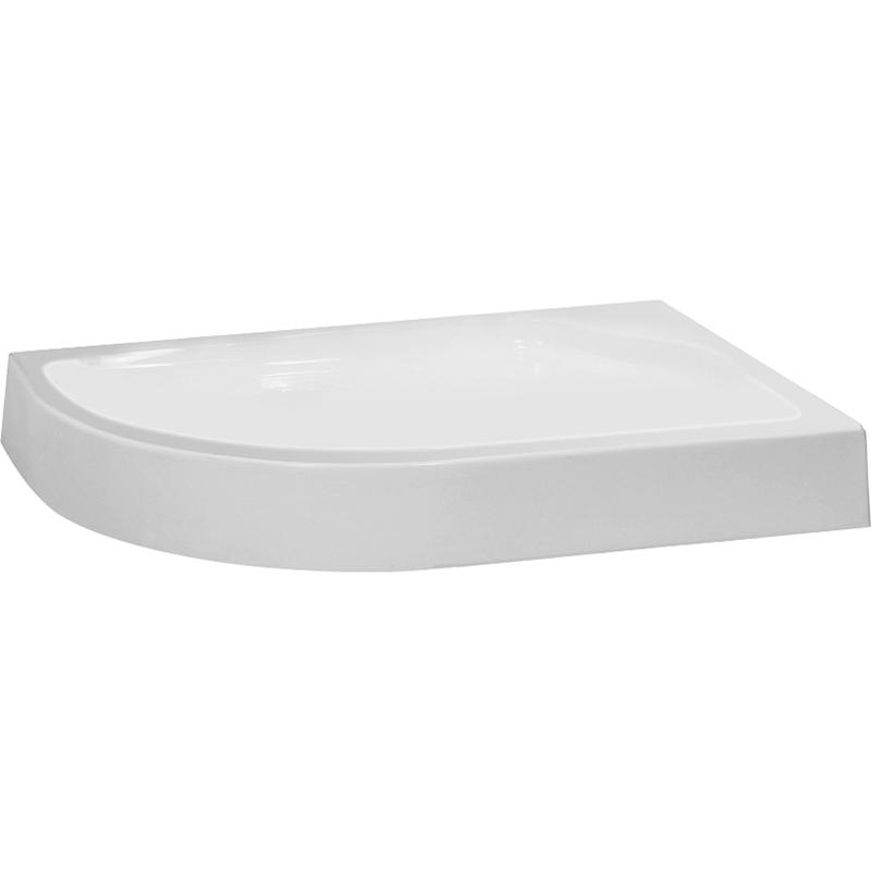 Акриловый поддон для душа AM PM Bliss L Twin Slide 120х80х16 Белый R