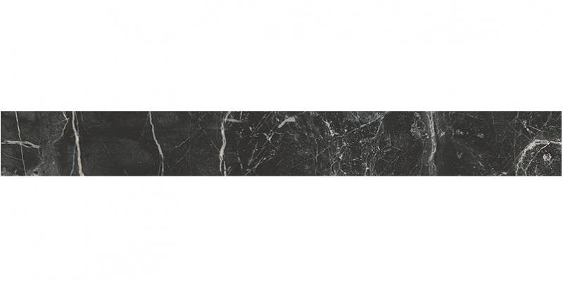 Керамический бордюр Vitra Marmori Сан Лорен Черный K945612LPR 7х60 см керамический бордюр vitra marmori кремовый pulpis k945613lpr 7х60 см