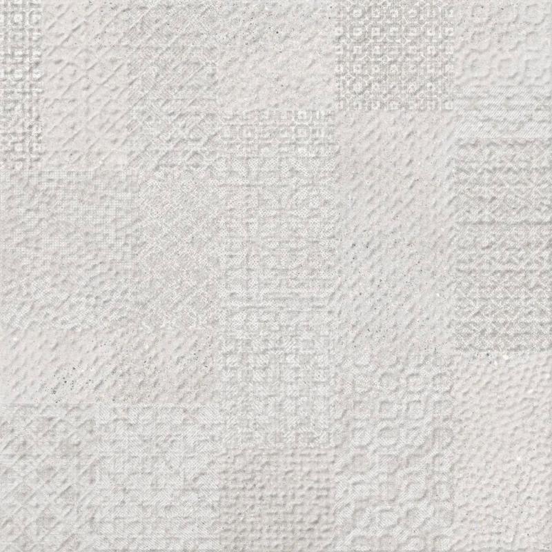 Керамический декор Vitra Texstyle Пэчворк Белый K945369 45х45 см керамогранит vitra texstyle камень кремовый k945372 45х45 см