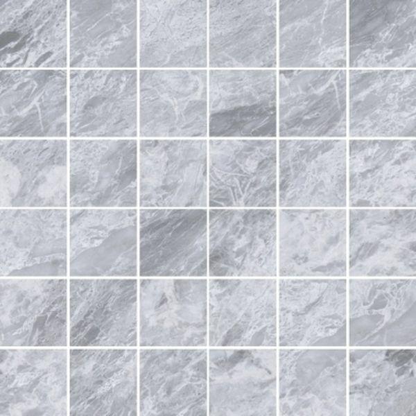 Керамическая мозаика Vitra Marmori Дымчатая Серая K946575LPR 30х30 см