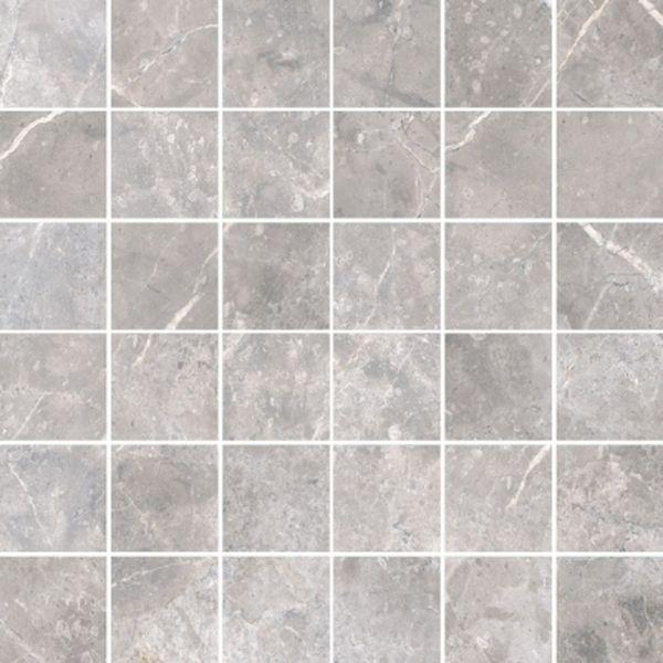 Керамическая мозаика Vitra Marmori Холодный Греж K946574LPR 30х30 см