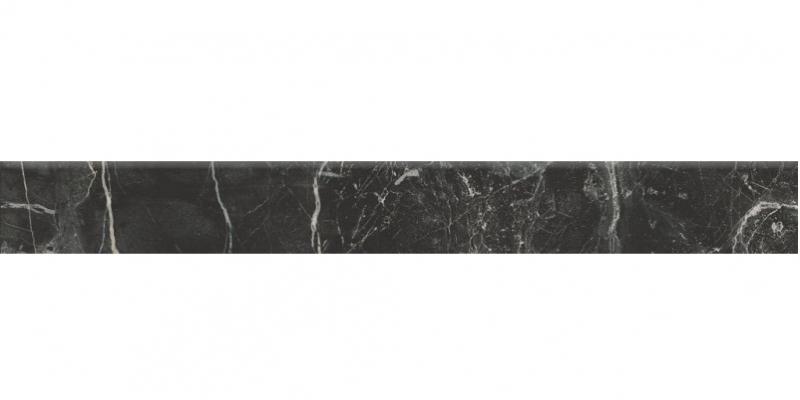 Керамический плинтус Vitra Marmori St. Laurent Черный K945608LPR 7х60 см керамогранит vitra marmori st laurent черный матовый k945342 45х45 см